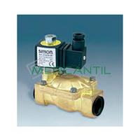 Electrovalvula de Agua IP65 50Hz 230V SIMON 82