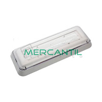 Emergencia LED D-100L 110lm NP DUNNA NORMALUX