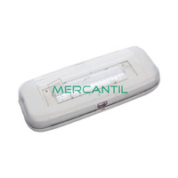 Emergencia LED S-100L 110lm 1H NP STYLO NORMALUX
