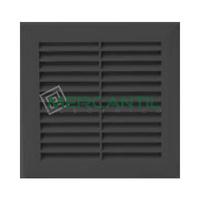 Filtro Auxiliar para Cuadros Electricos 150x150x25 IP54 RETELEC - Color Negro