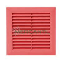 Filtro Auxiliar para Cuadros Electricos 150x150x25 IP54 RETELEC - Color Rojo