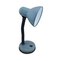 Flexo sobremesa E27 Max.25W orientable gris Bell GSC