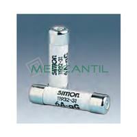 Fusibles Cilindricos 2-16A Tipo gG 8x32mm SIMON