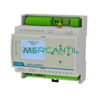 Gestor Energetico con Ethernet y 3G XEO ENERGY 3G ORBIS
