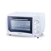 Horno 1500W 23L con 3 funciones y bandeja de coccion con rejilla Gourmet GSC