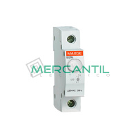 Indicador Luminoso LED SGSL RETELEC - Color Blanco