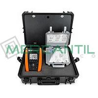 Instrumento Multifuncion para la Seguridad Electrica con Analizador de Redes GSC3 HT INSTRUMENTS