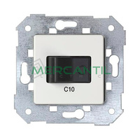 Interruptor Automatico Magnetotermico 1P+N 10A SIMON 75