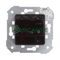Interruptor-Conmutador por Infrarrojos por Triac 40-500 W/VA SIMON 75