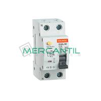 Interruptor Diferencial 2P 25A 30mA AC SGR2CE Residencial RETELEC