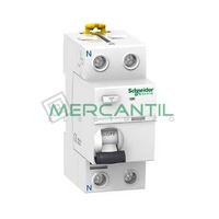 Interruptor Diferencial 2P 25A 30mA ilD SCHNEIDER ELECTRIC