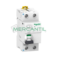 Interruptor Diferencial 2P 40A iID Sector Terciario SCHNEIDER ELECTRIC