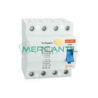 Interruptor Diferencial 4P 25A AC SGR Industrial-Terciario RETELEC