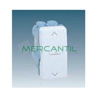 Interruptor Estrecho para Gestion de Persianas con 3 Posiciones 10A 250V SIMON 27 Play