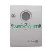 Interruptor Horario Crepuscular de Superficie en Pared IP44 KIC1 KOBAN