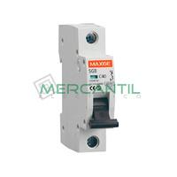 Interruptor Magnetotermico 1P 6A SGBE6K Residencial RETELEC