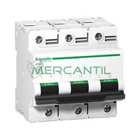 Interruptor Magnetotermico 3P 100A C120N Sector Industrial SCHNEIDER ELECTRIC