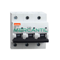 Interruptor Magnetotermico 3P 63A SGB125H Industrial RETELEC