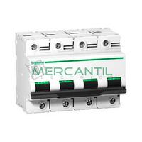 Interruptor Magnetotermico 4P 80A C120H Sector Industrial SCHNEIDER ELECTRIC