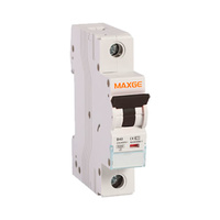 Interruptor automatico magnetotermico 1P 20A curva C residencial EPBE63M Alpha+ Retelec