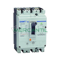 Interruptor de Caja Moldeada Electromecanico 3P 16A NM8-125S CHINT