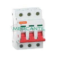 Interruptor de Maniobra con 2 Posiciones 3P 25A SGI Industrial-Terciario RETELEC