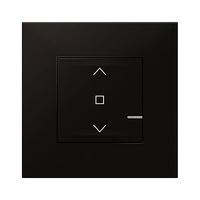 Interruptor de Persianas Conectado Netatmo Valena Next LEGRAND - Color Dark