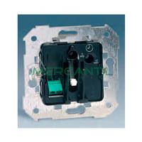 Interruptor para Tarjeta Temporizada con Indicador Luminoso SIMON 75