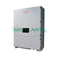 Inversor Solar On-Grid 36kW sin Acumulacion Trifasico 400V RETELEC