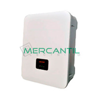 Inversor Solar On-Grid 5kW sin Acumulacion Monofasico 240V RETELEC