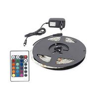 Kit 2m tira de LED 7.2W RGB 12V SMD3528 IP44 GSC