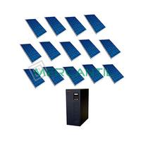 Kit Autoconsumo para Acumulacion FV 4kW 14 Paneles Red Monofasica 230V Coplanar RETELEC