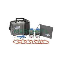 Kit Monomodo Laser con Multimodo LED para Certificador LANTEK III FIBERTEK III MM-SM HT INSTRUMENTS
