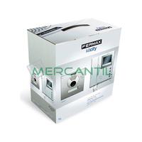 Kit Videoporero B/N VDS 1/L CITY FERMAX