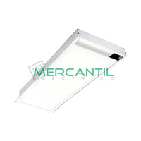 Kit de Superficie para Panel LED 120x30 Aluminio LEDME