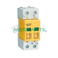 Limitador de Sobretensiones Transitorias 2P 40A 420Vca RETELEC