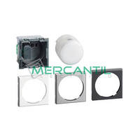 Linterna Autonoma Extraible con LED 2 Modulos Axolute BTICINO