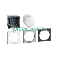 Linterna LED Autonoma Extraible y Recargable 2 Modulos Axolute BTICINO