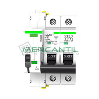 Magnetotermico Rearmable 2P 63A RETELEC