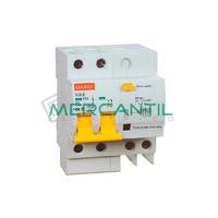 Magnetotermico y Diferencial 2P 16A SGBLE Industrial-Terciario RETELEC