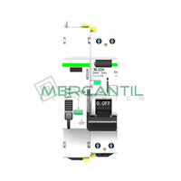 Magnetotermico y Diferencial Rearmable 2P 20A RETELEC