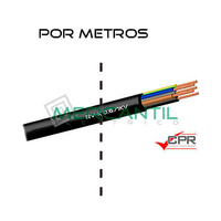 Manguera Flexible 5x6mm 600/1000V RV-K CPR - Por Metros