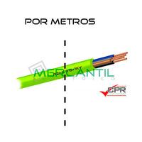 Manguera Flexible Libre de Halogenos 4x4mm 600/1000V CPR RZ1-K - Por Metros