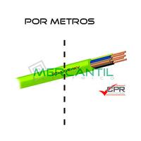 Manguera Flexible Libre de Halogenos 5x4mm 600/1000V CPR RZ1-K - Por Metros
