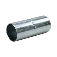 Manguito de acero enchufable RL DN20/M20
