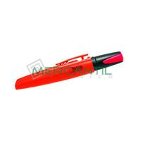 Marcador Permanente PICA VISOR BIZLINE - Color Rojo