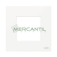 Marco Embellecedor 1 Elemento Zenit NIESSEN - Color Blanco