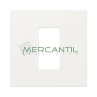 Marco Embellecedor Basico 1 Modulo Zenit NIESSEN - Color Blanco