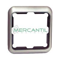 Marco Embellecedor SIMON 75 - Color Aluminio