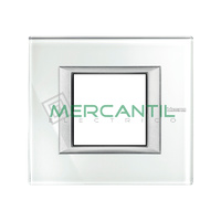 Marco Embellecedor Universal Axolute BTICINO - Color Whice
